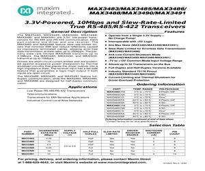 MAX3483ESA+.pdf