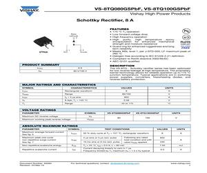 VS-8TQ100GSTRRPBF.pdf