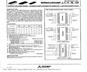 M5M41002BL-8.pdf