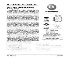 MC100EP195MNG.pdf