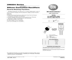 2N6508TG.pdf